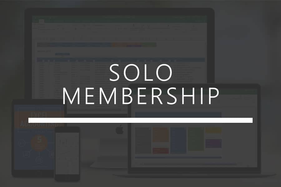 SOLO Membership