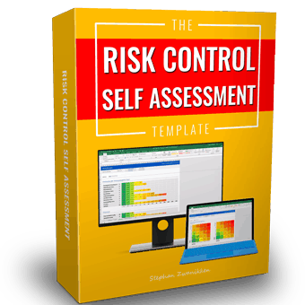 Risk Control Self Assessment Template