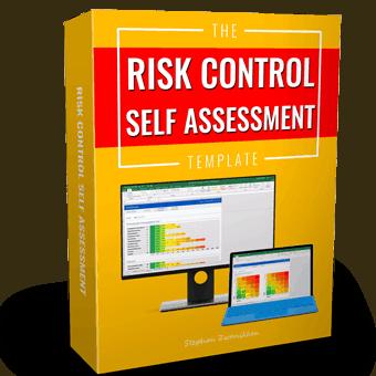 Risk Control Self Assessment Template