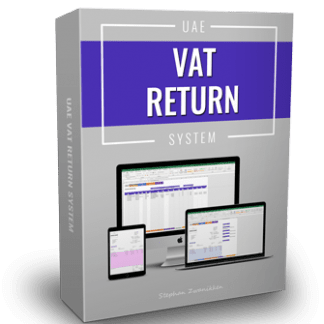 UAE VAT Return System